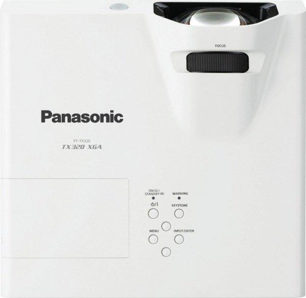 Projektor Panasonic PT-TW350 WXGA LCD HDMI 3300AL USB Short Throw