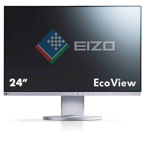 EIZO FlexScan EV2455 24 Szary IPS FullHD HDMI DisplayPort