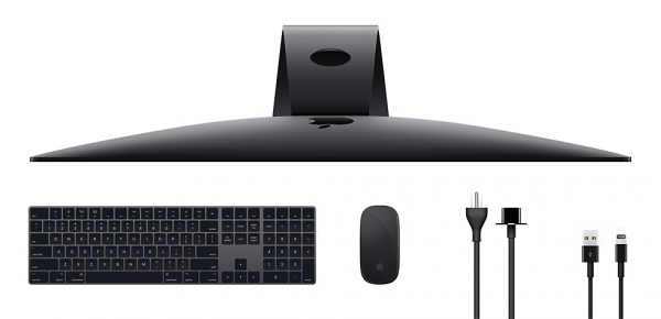 iMac Pro Xeon W-2140B 8 rdzeni/32GB/1TB SSD/Vega 56 8GB/High Sierra/Space Gray