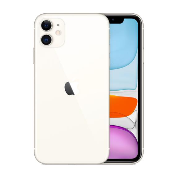 Apple iPhone 11 128GB White (biały)