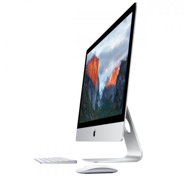 """iMac 27"""" Retina 5K i5-7500/8GB/512GB SSD/Radeon Pro 570 4GB/macOS Sierra"""