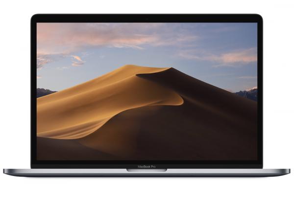 MacBook Pro 15 Retina TrueTone TouchBar i9-8950HK/32GB/512GB SSD/Radeon Pro 555X 4GB/macOS High Sierra/Silver