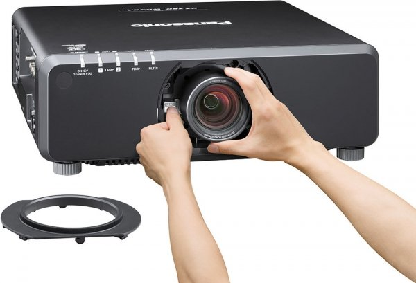 Projektor Panasonic PT-DW750 WXGA DLP HDMI 7000AL  Low Noise / Digital Link
