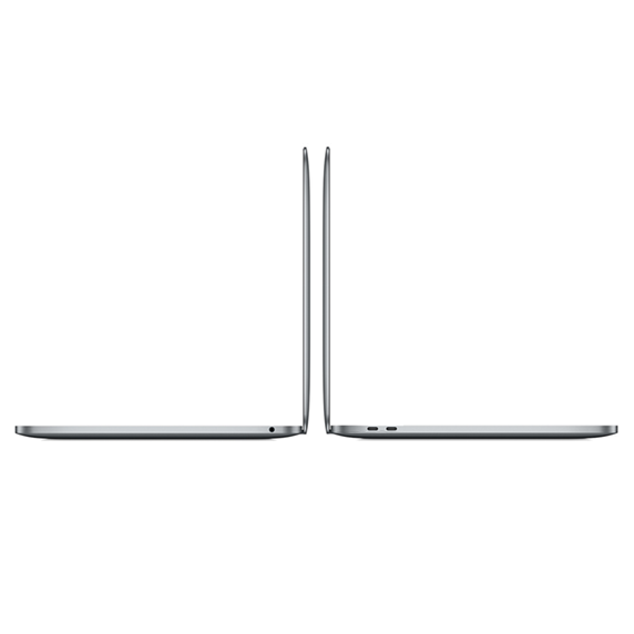 MacBook Pro 13 Retina Touch Bar i7 1,7GHz / 8GB / 2TB SSD / Iris Plus Graphics 645 / macOS / Space Gray (2019)