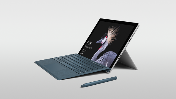 Microsoft Surface Pro i5-7300U/4GB/128GB/Win10 Pro LTE Business