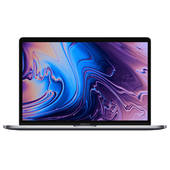 MacBook Pro 13 Retina Touch Bar i5 1,4GHz / 16GB / 512GB SSD / Iris Plus Graphics 645 / macOS / Silver (2019)