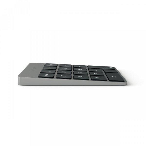 Satechi Keypad Aluminiowa klawiatura numeryczna Bluetooth Space Gray