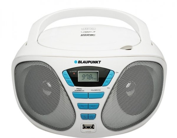 Radioodtwarzacz BLAUPUNKT BB5WH biały