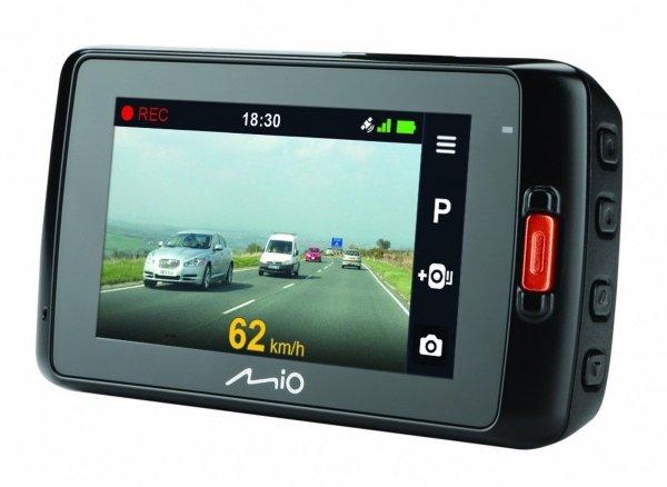 MIO MiVue 618 GPS Rejestrator samochodowy
