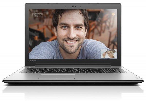 Lenovo Ideapad 310-15 i3-6100U/20GB/240GB/DVD-RW/Win10 Srebrny
