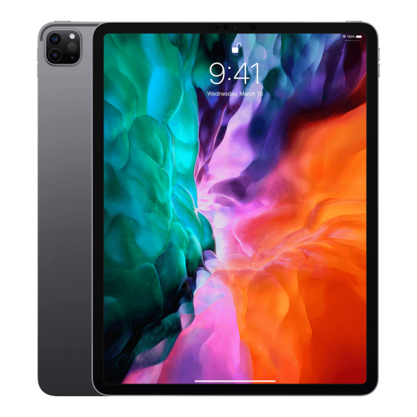 Apple iPad Pro 12,9 / 128GB / Wi-Fi / Space Gray (gwiezdna szarość) 2020 - nowy model
