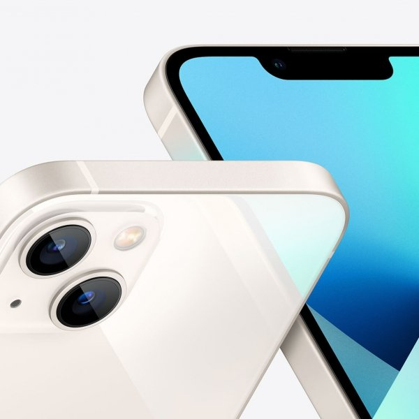 Apple iPhone 13 mini 512GB Księżycowa poświata (Starlight)