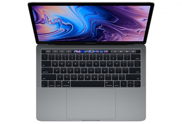 MacBook Pro 13 Retina TrueTone TouchBar i5-8259U/16GB/2TB SSD/Iris Plus Graphics 655/macOS High Sierra/Space Gray