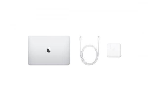MacBook Pro 15 Retina TrueTone TouchBar i7-8750H/32GB/2TB SSD/Radeon Pro 560X 4GB/macOS High Sierra/Silver