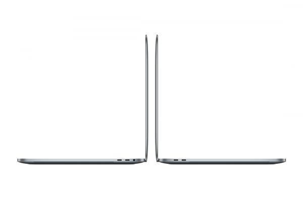 MacBook Pro 15 Retina TrueTone TouchBar i7-8750H/16GB/256GB SSD/Radeon Pro 555X 4GB/macOS High Sierra/Space Gray