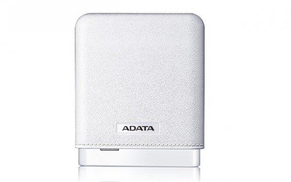 ADATA PV150 PowerBank 10000mAh 2.1A LED - Biały