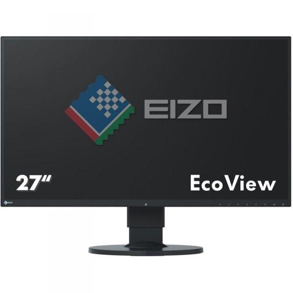 EIZO FlexScan EV2750 27 Czarny WIPS QHD HDMI DisplayPort + 100zł