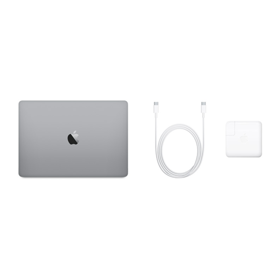 MacBook Pro 13 Retina Touch Bar i7 1,7GHz / 8GB / 512GB SSD / Iris Plus Graphics 645 / macOS / Space Gray (2019)