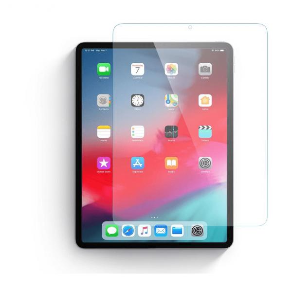 JCPAL iClara iPad Glass Screen Protector - Szkło ochronne do iPad Pro 12,9 (3-generacji, 4-generacji)