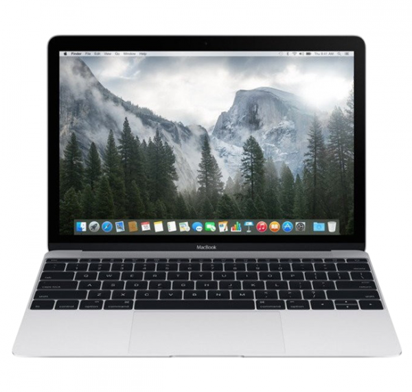 MacBook 12 Retina i7-7Y75/16GB/512GB/HD Graphics 615/macOS Sierra/Silver