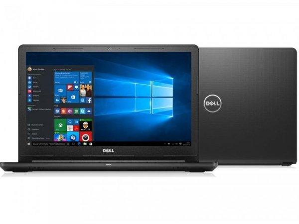Dell Vostro 3568 i5-7200U/4GB/240GB/DVD-RW/Win10 Pro Czarny