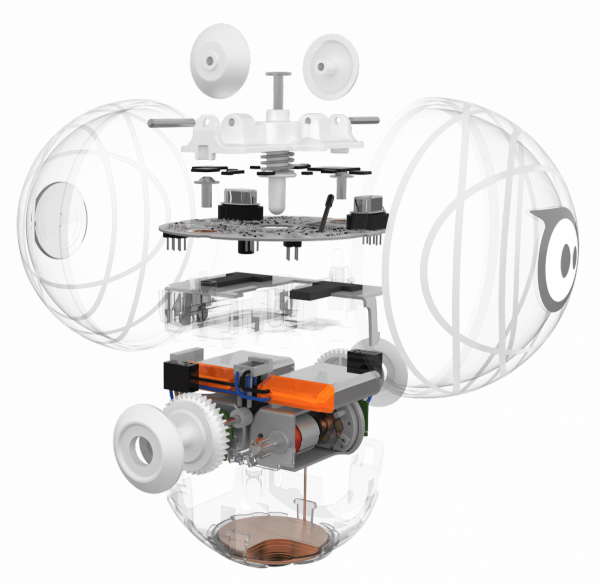 Orbotix Sphero SPRK edition - kulka robot sterowana smartfonem lub tabletem