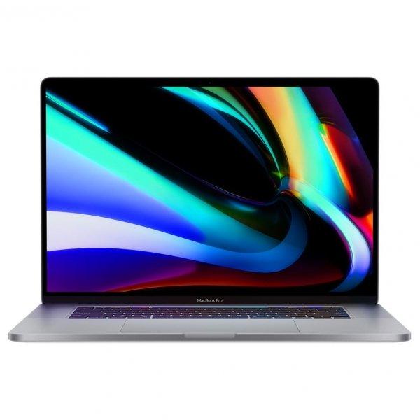 MacBook Pro 16 Retina Touch Bar i9-9980HK / 16GB / 2TB SSD / Radeon Pro 5500M 8GB / macOS / Space gray (gwiezdna szarość)