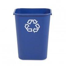 Elastyczny kosz na śmieci i akcesoria 39l blue