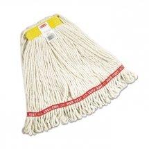 Mop Web Foot® bawełniany sznurkowy white