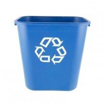 Elastyczny kosz na śmieci i akcesoria 26,6l blue