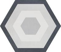 Starkhex Decor Gris 25,8x29
