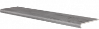 Cortone Grigio V-shape Stopnica 32x120,2