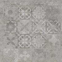 Cerrad Softcement Silver Patchwork Poler 59,7x59,7