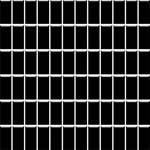 Altea Nero Mozaika 30x30 kostka 2,3x4,8