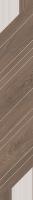 Paradyż Wildland Dark Chevron Prawy 14,8x88,8