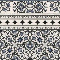 Realonda Orly Deco Cenefa 44,2x44,2