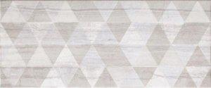 Ceramika Color Sabuni Triangle Dekor 25x60