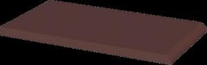 Paradyż Natural Brown Parapet 13,5x24,5