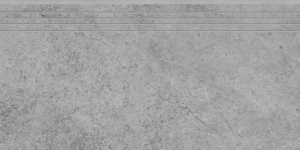 Cerrad Tacoma Silver Stopnica 29,7x59,7