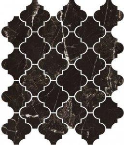 Nowa Gala Magic Black MB14 Poler Mozaika Arabeska 29x35