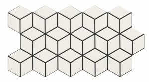 Realonda Rhombus Snow 26,5x51
