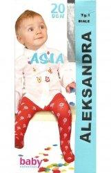 Rajstopki dziecięce ASIA 20 DEN Aleksandra