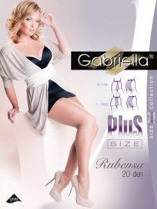 Rajstopy RUBENSA 20 den Plus Size Gabriella 161