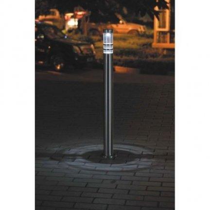 lampa solarna 100cm stal nierdzewna