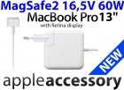Zasilacz APPLE MacBook Pro Retina MagSafe 2 60W