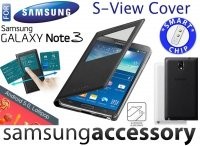 S View COVER do SAMSUNG GALAXY Note 3 N9005 ETUI Flip