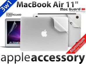 Folia Ochronna Naklejka Mac Guard MacBook Air 11