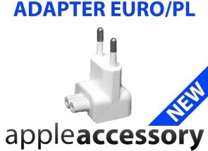 WTYCZKA ADAPTER Euro do Apple MacBook iPad