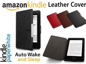 Skórzane Etui Amazon Kindle Paperwhite Cover