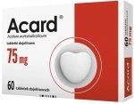 ACARD 75mg x 60 tabletek